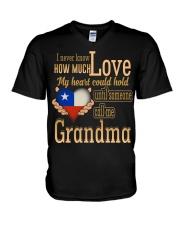 I Never Know- Grandma- Chile V-Neck T-Shirt thumbnail