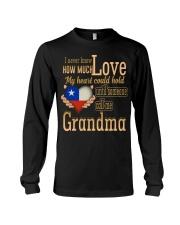 I Never Know- Grandma- Chile Long Sleeve Tee thumbnail