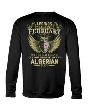 Legends - Algerian 02 Crewneck Sweatshirt thumbnail