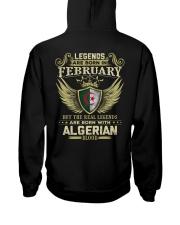 Legends - Algerian 02 Hooded Sweatshirt thumbnail