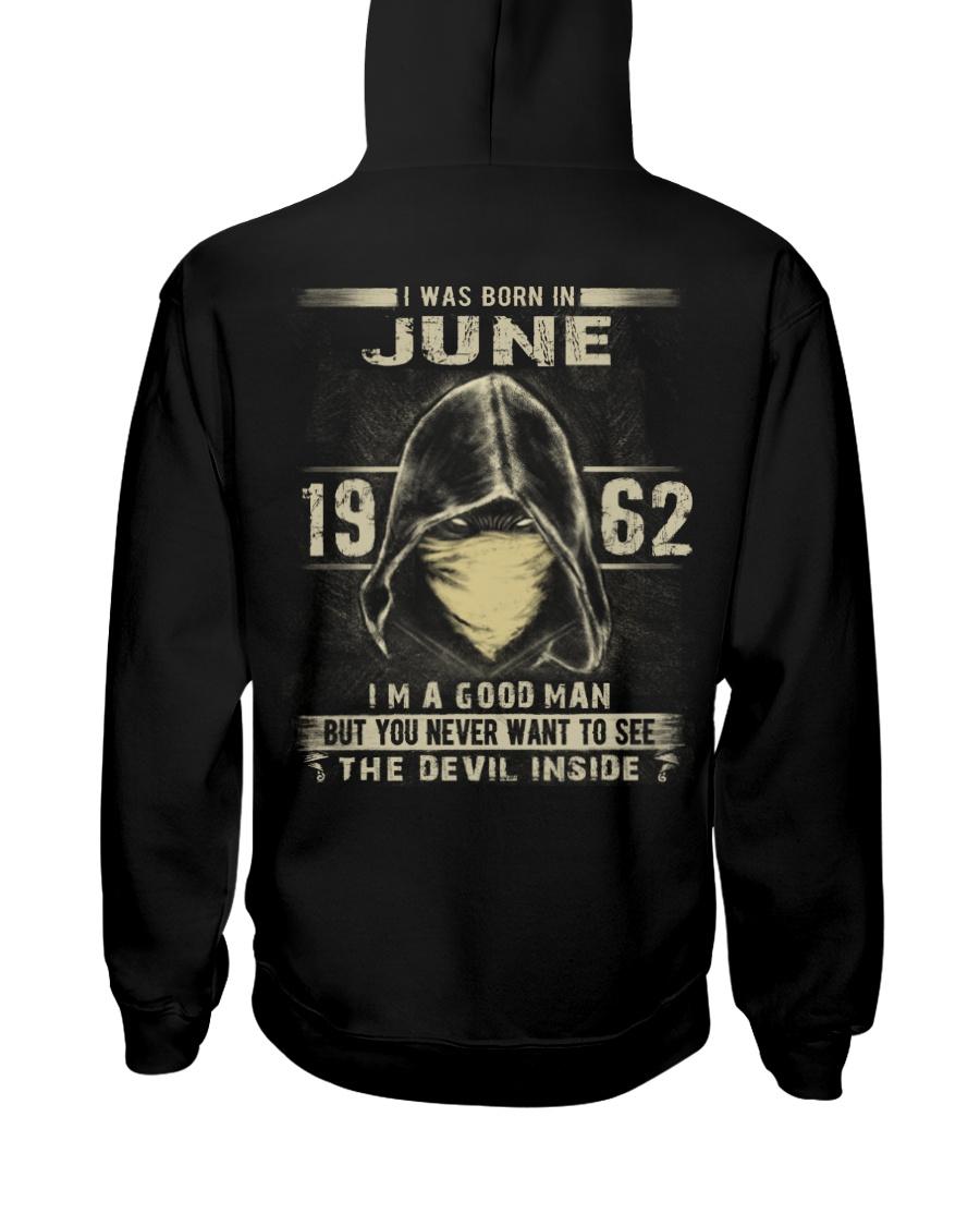 GOOD MAN 1962-6 Hooded Sweatshirt