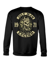 MAN 1971 07 Crewneck Sweatshirt thumbnail