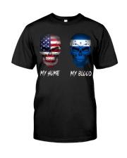 honduras Classic T-Shirt front