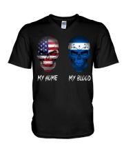 honduras V-Neck T-Shirt thumbnail
