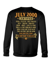 MESS WITH YEAR 00-7 Crewneck Sweatshirt tile