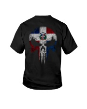 Skull Dominican Youth T-Shirt thumbnail