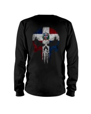 Skull Dominican Long Sleeve Tee thumbnail