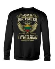Legends - Lithuanian 012 Crewneck Sweatshirt thumbnail