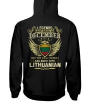 Legends - Lithuanian 012 Hooded Sweatshirt thumbnail
