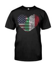 MY HEART Italy Classic T-Shirt front