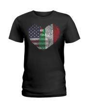 MY HEART Italy Ladies T-Shirt tile