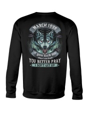 BETTER GUY 98-3 Crewneck Sweatshirt thumbnail