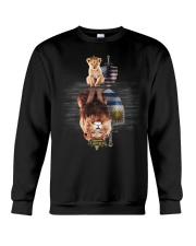 King Uruguay Crewneck Sweatshirt thumbnail