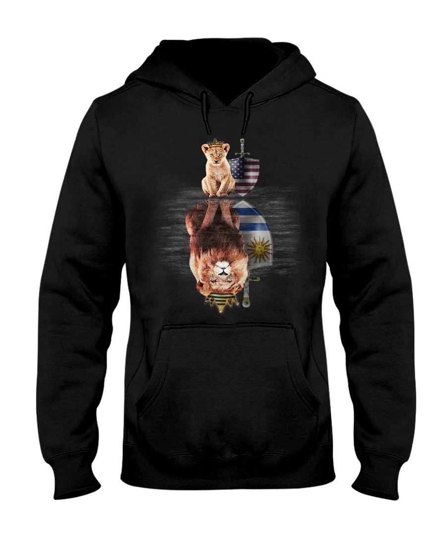 King Uruguay Hooded Sweatshirt
