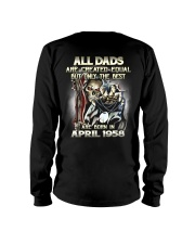 DAD YEAR 58-4 Long Sleeve Tee thumbnail