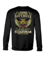 Blood Ecuadorian 011 Crewneck Sweatshirt thumbnail