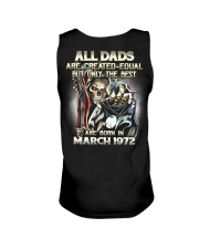 DAD YEAR 72-3 Unisex Tank tile