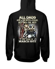 DAD YEAR 72-3 Hooded Sweatshirt thumbnail