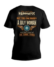 HAPPINESS SOUTH DAKOTA7 V-Neck T-Shirt thumbnail