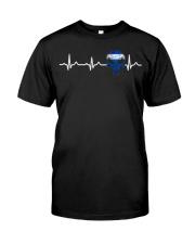 Love Honduras Classic T-Shirt front
