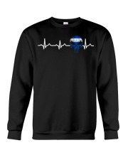 Love Honduras Crewneck Sweatshirt thumbnail