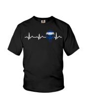 Love Honduras Youth T-Shirt thumbnail