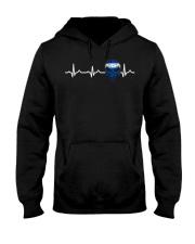Love Honduras Hooded Sweatshirt thumbnail