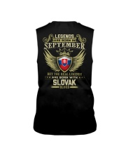 Legends - Slovak 09 Sleeveless Tee thumbnail