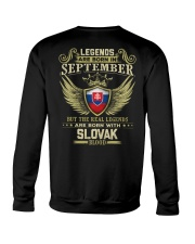 Legends - Slovak 09 Crewneck Sweatshirt thumbnail