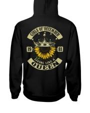 1981-12 Hooded Sweatshirt back