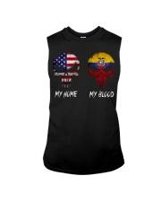 MY HOME SKULL Ecuador Sleeveless Tee thumbnail