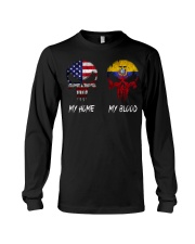 MY HOME SKULL Ecuador Long Sleeve Tee thumbnail