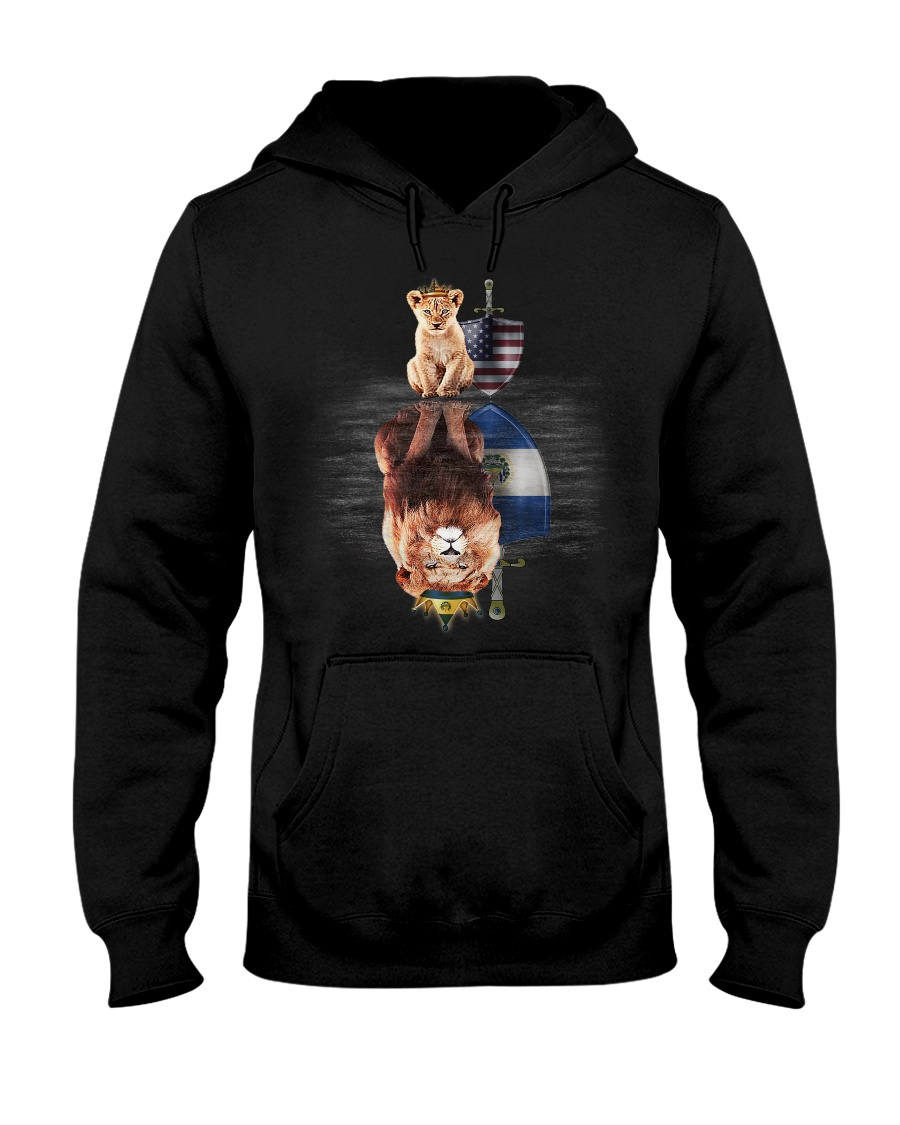 King Salvador Hooded Sweatshirt