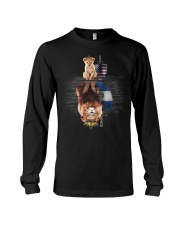 King Salvador Long Sleeve Tee thumbnail