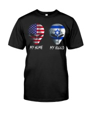 Israel Classic T-Shirt front
