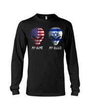 Israel Long Sleeve Tee thumbnail