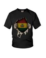 Bolivia Youth T-Shirt tile