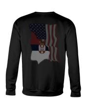Serbia Crewneck Sweatshirt thumbnail