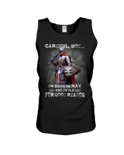 CAREFUL 05 Unisex Tank thumbnail