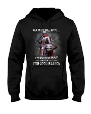 CAREFUL 05 Hooded Sweatshirt thumbnail