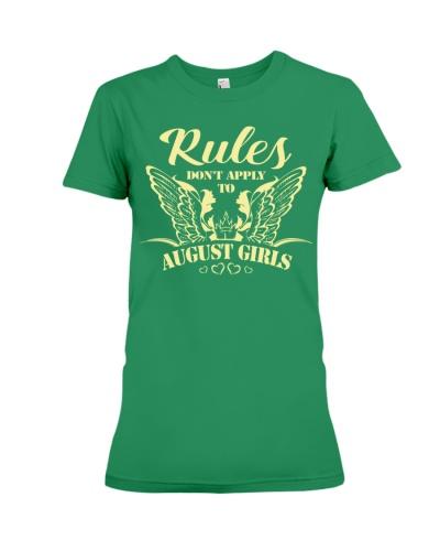 RULES - GIRL 08