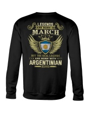 Legends - Argentinian 03 Crewneck Sweatshirt thumbnail