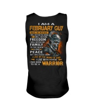 WARRIOR 02 Unisex Tank tile