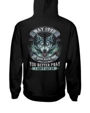 BETTER GUY 95-5 Hooded Sweatshirt thumbnail