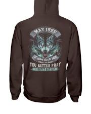 BETTER GUY 95-5 Hooded Sweatshirt back