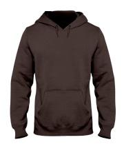 BETTER GUY 95-5 Hooded Sweatshirt front