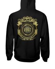 MYSTORY 67-5 Hooded Sweatshirt back