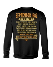 MESS WITH YEAR 82-9 Crewneck Sweatshirt thumbnail