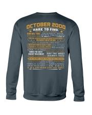 YEAR GREAT 00-10 Crewneck Sweatshirt back
