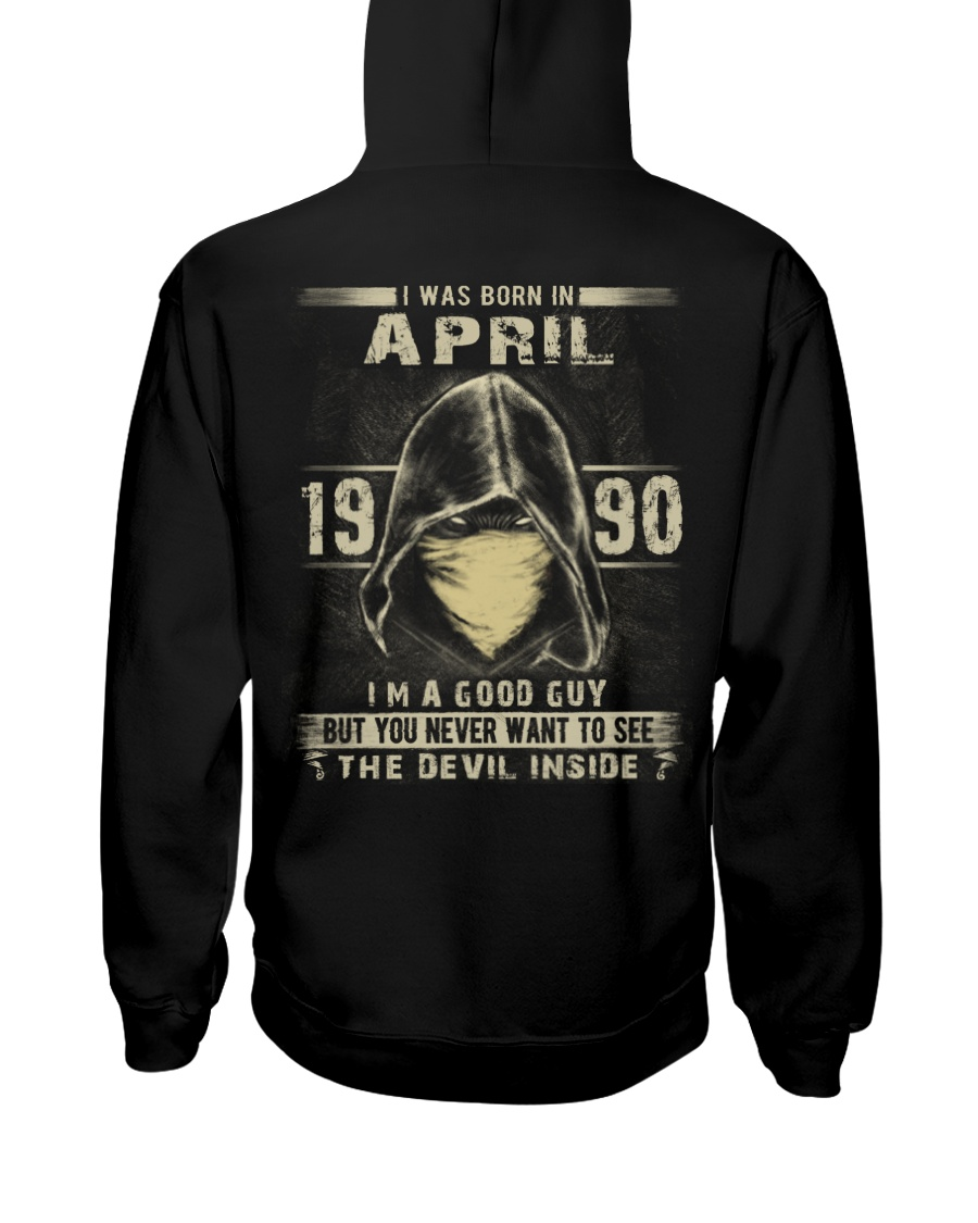 GOOD GUY 1990-4 Hooded Sweatshirt